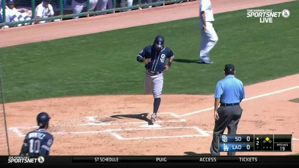Norris rips RBI double for lead