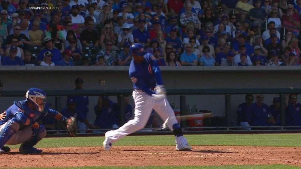 Soler's two-run shot