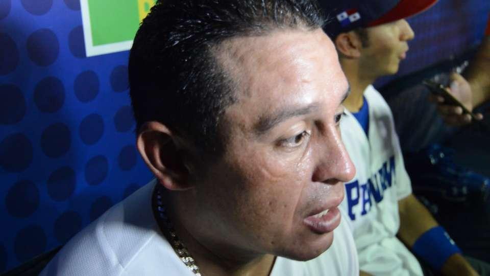 Guerra, Ruiz sobre Panama