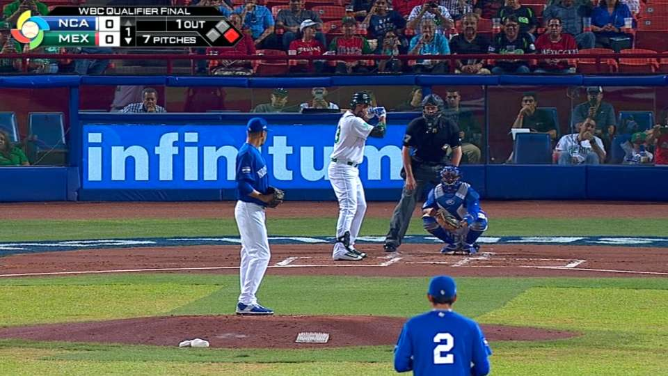 Gonzalez's two-hit game