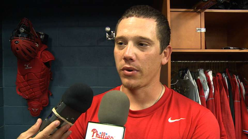 Hellickson on his outing