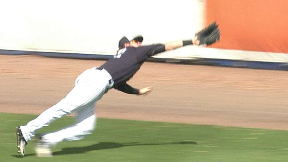 Must C: Gamel's stunning catch