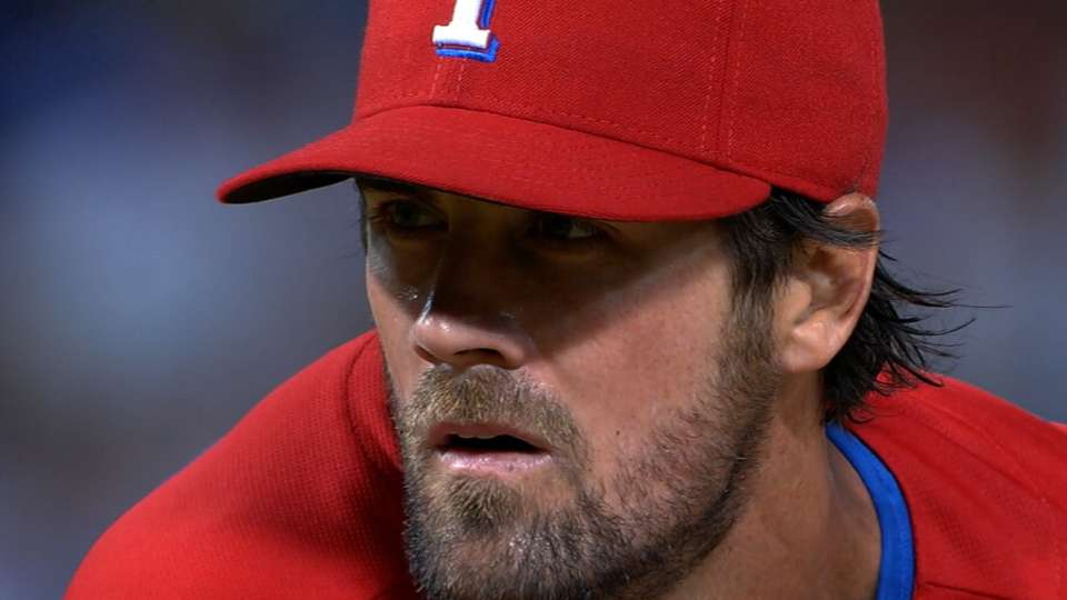 Hamels ready for Opening Day