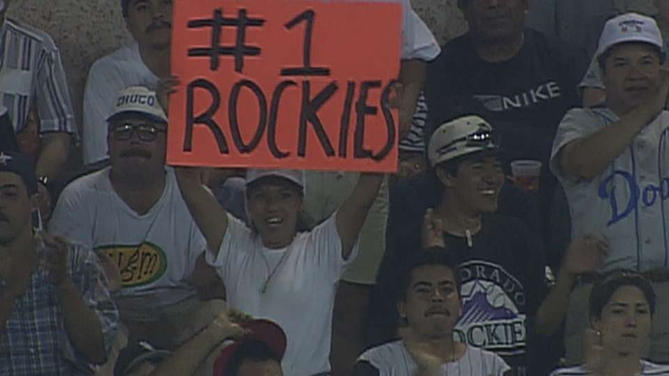 MLB opens 1999 in Mexico