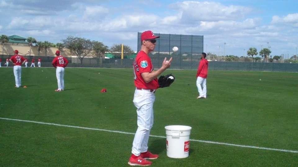 MLB IRL: Dennis Schutzenhofer