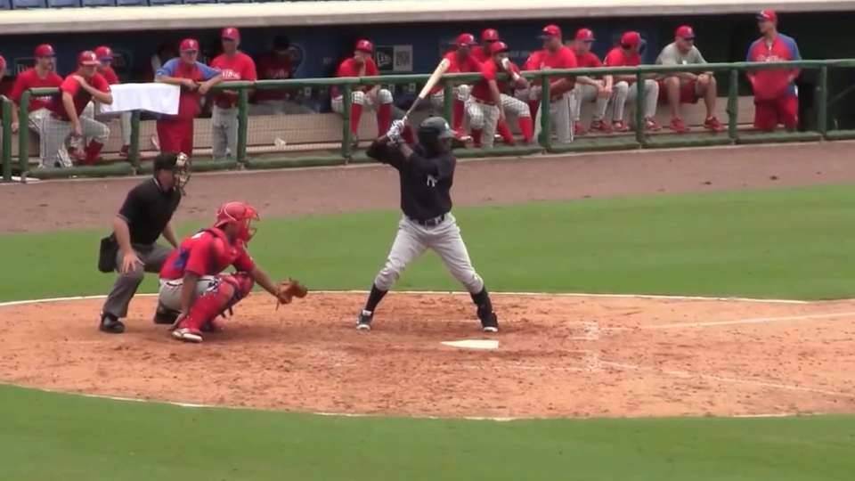 Mayo on Yankees' top prospects