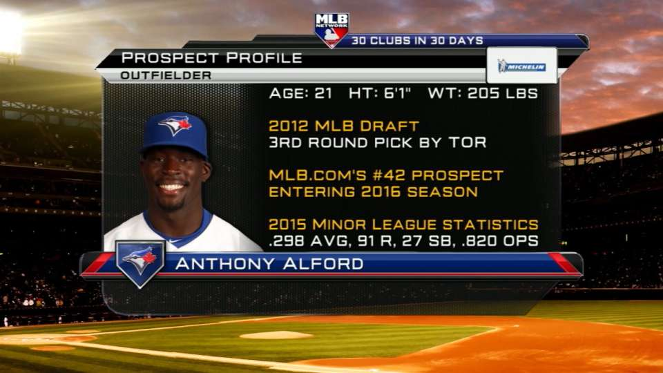 Mayo on Blue Jays' top prospects