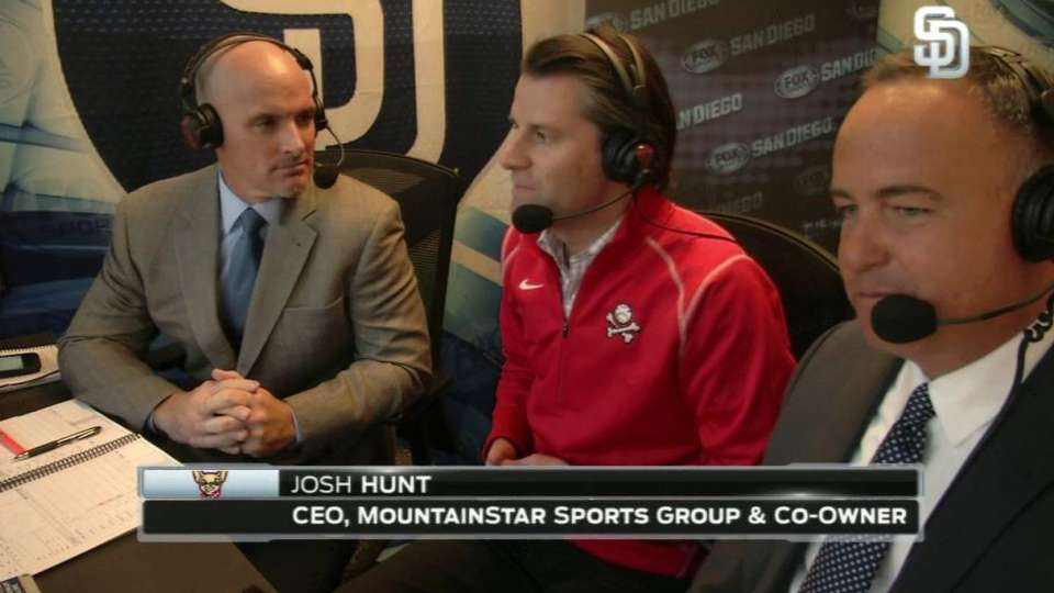 Hunt on revitalizing El Paso