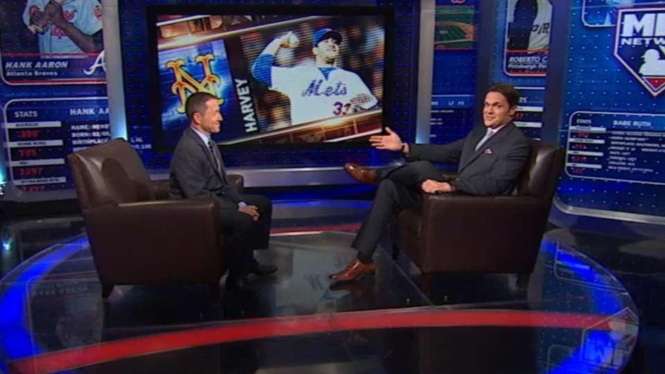Rosenthal joins MLB Tonight