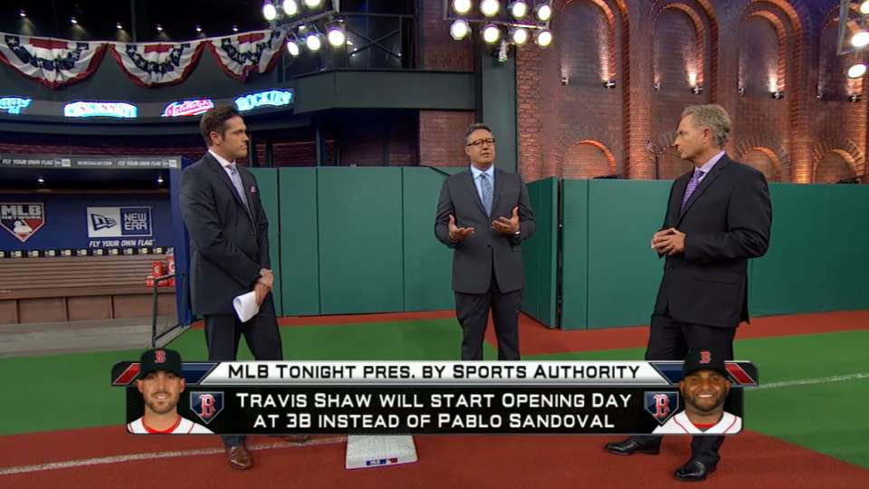 MLB Tonight on Panda to bench