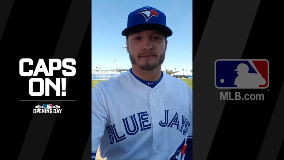Get your Blue Jays caps on!