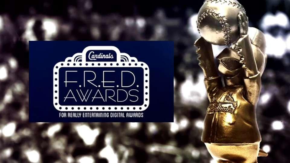 FRED Award winner 3/20