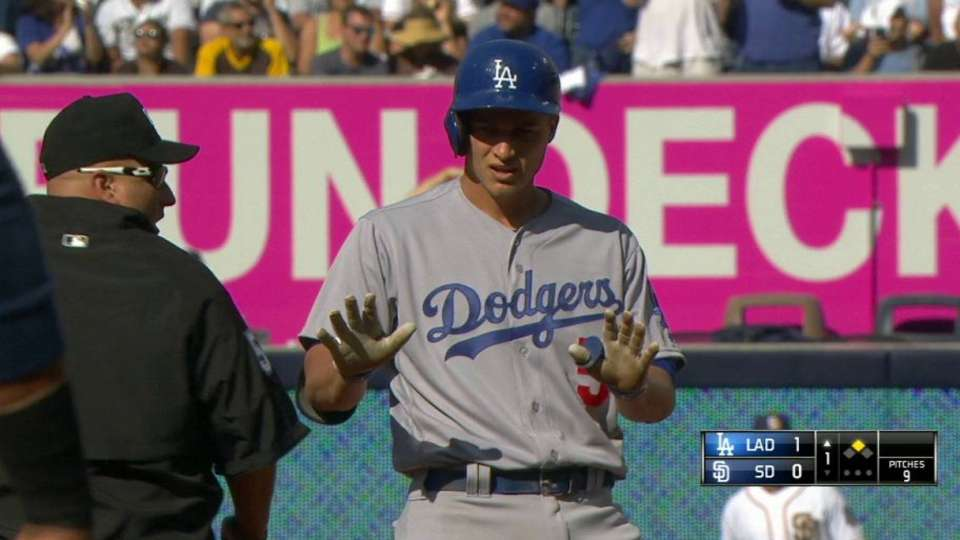 Seager's RBI double