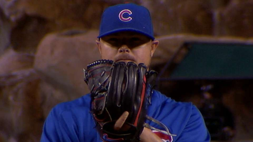 Lester holds Angels to one run