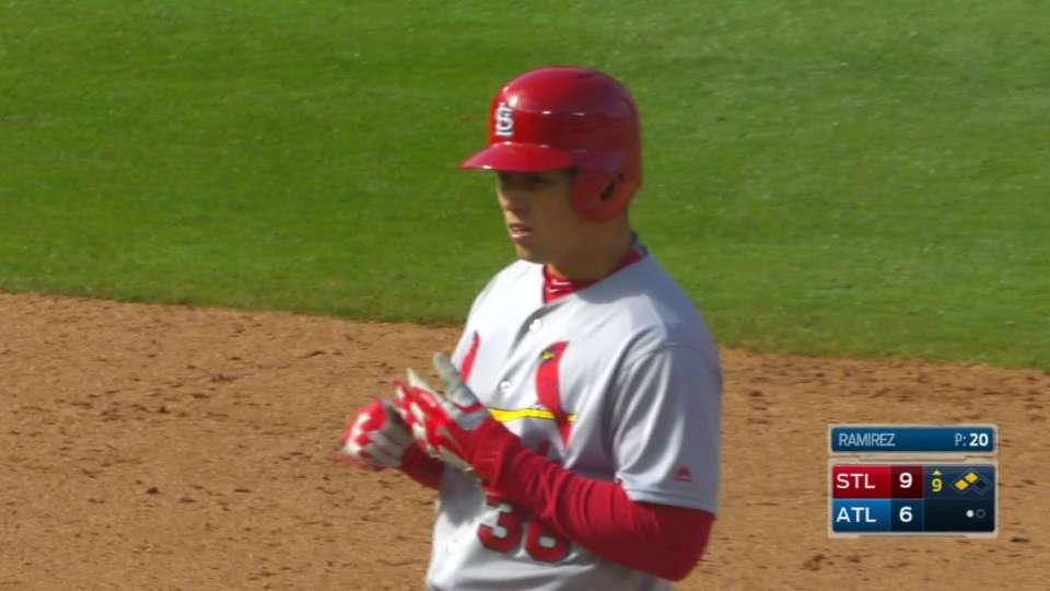 Diaz's two-run double