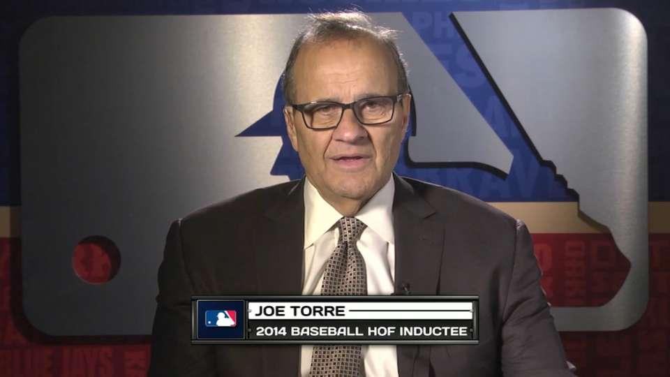 Joe Torre joins MLB Central