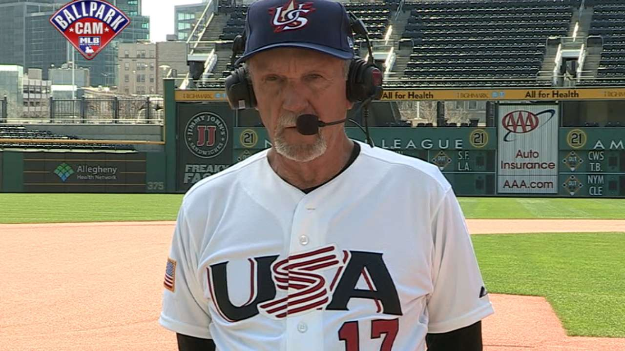 Jim Leyland will manage Team USA in 2017 WBC | MLB.com