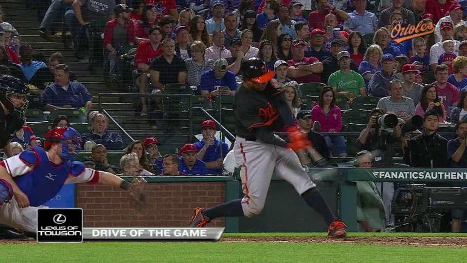Schoop's two-run homer