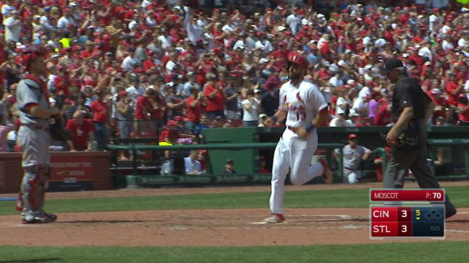 Carpenter's solo home run