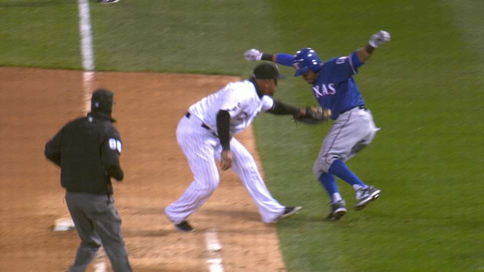 Must C: White Sox triple play