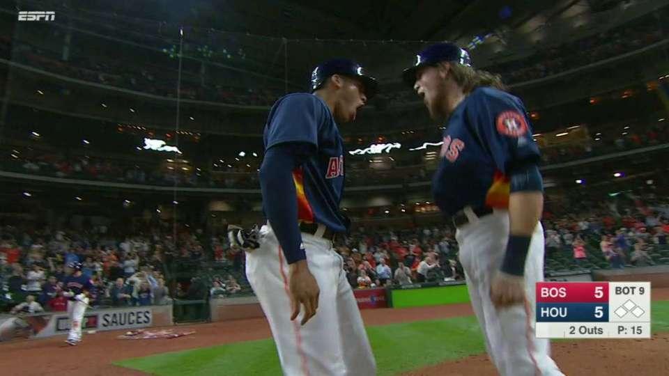 Rasmus' game-tying home run