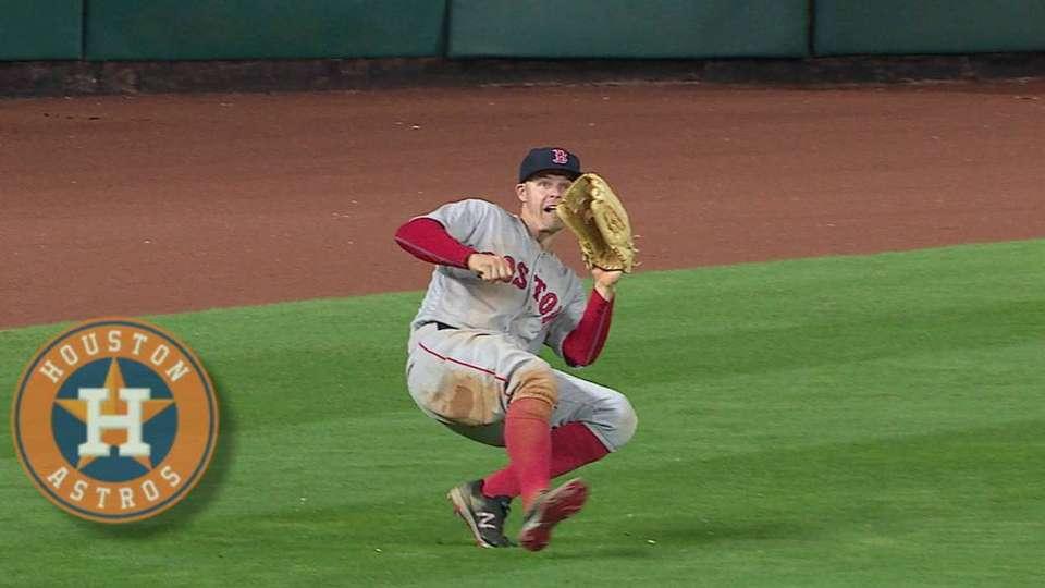 Holt's sliding catch