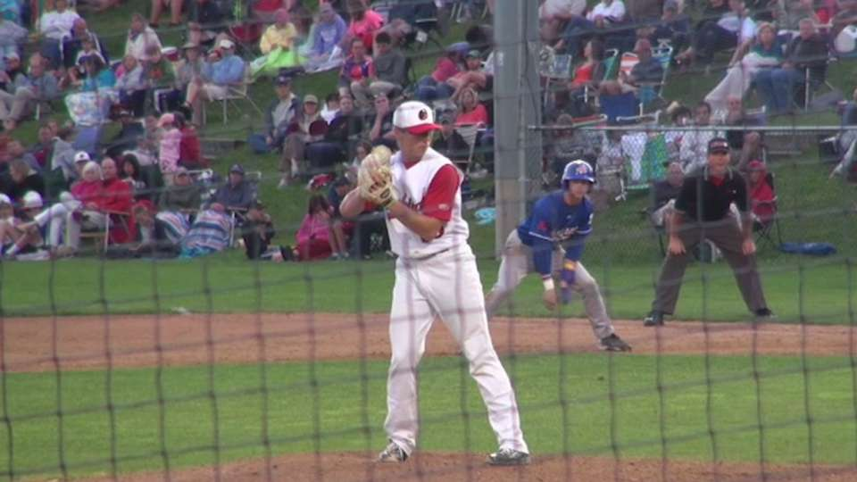 2016 Draft: Corbin Burnes, RHP