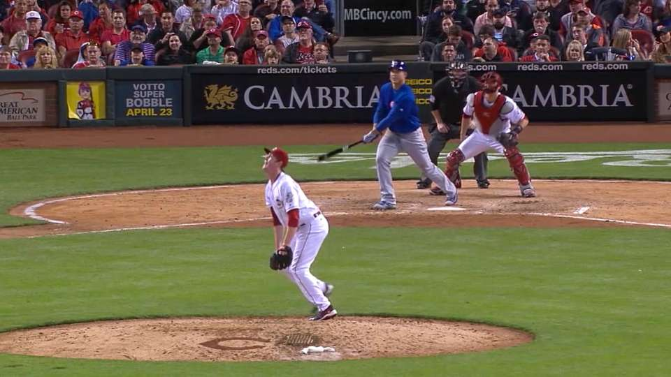 MLB Central: Anthony Rizzo