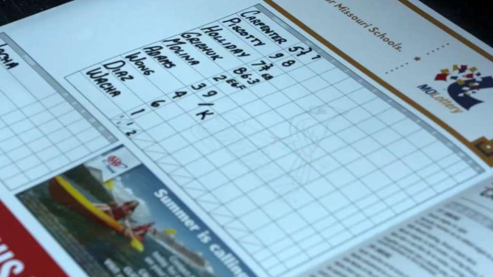 Keeping Score the 'Cardinal Way'