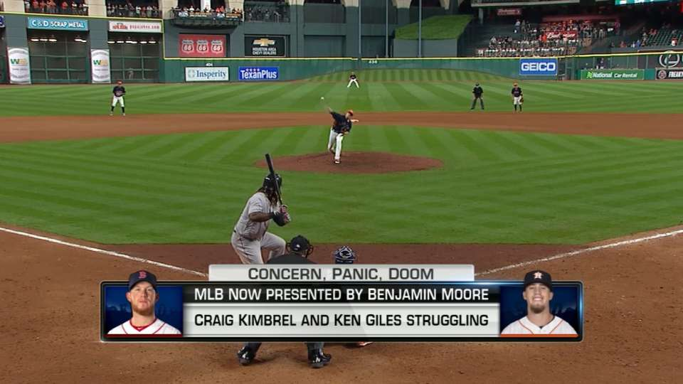 MLB Now on Kimbrel and Giles