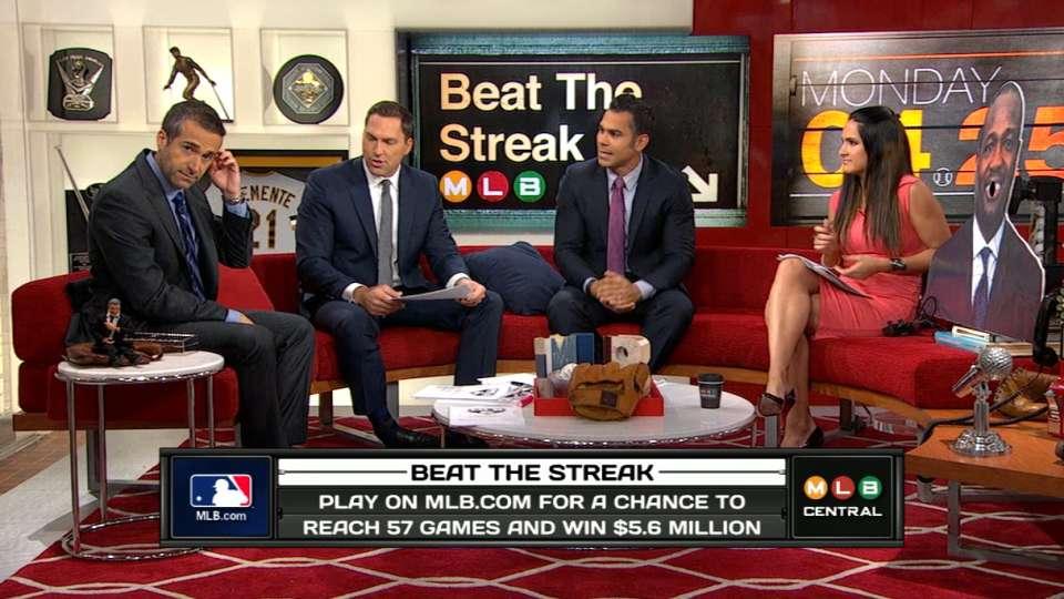 MLB Central: Beat The Streak