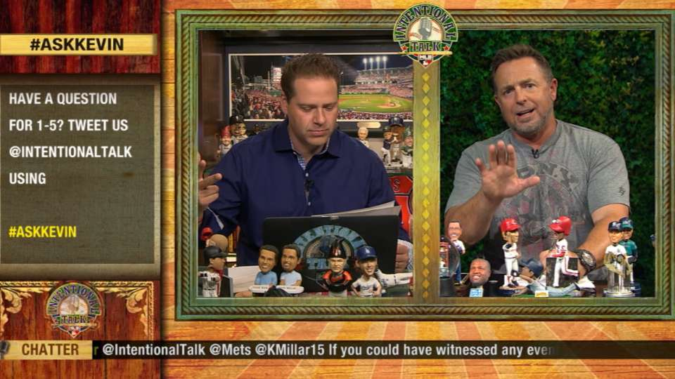 Ask Kevin on Intentional Talk