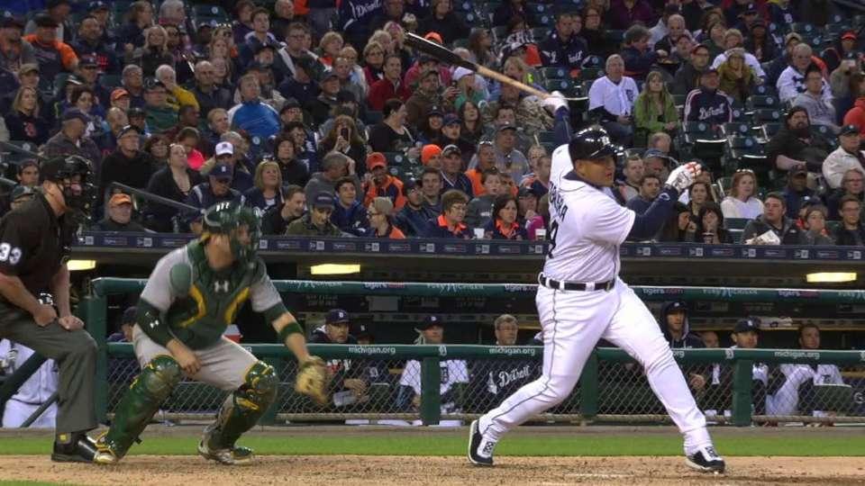 Miggy's three-run homer