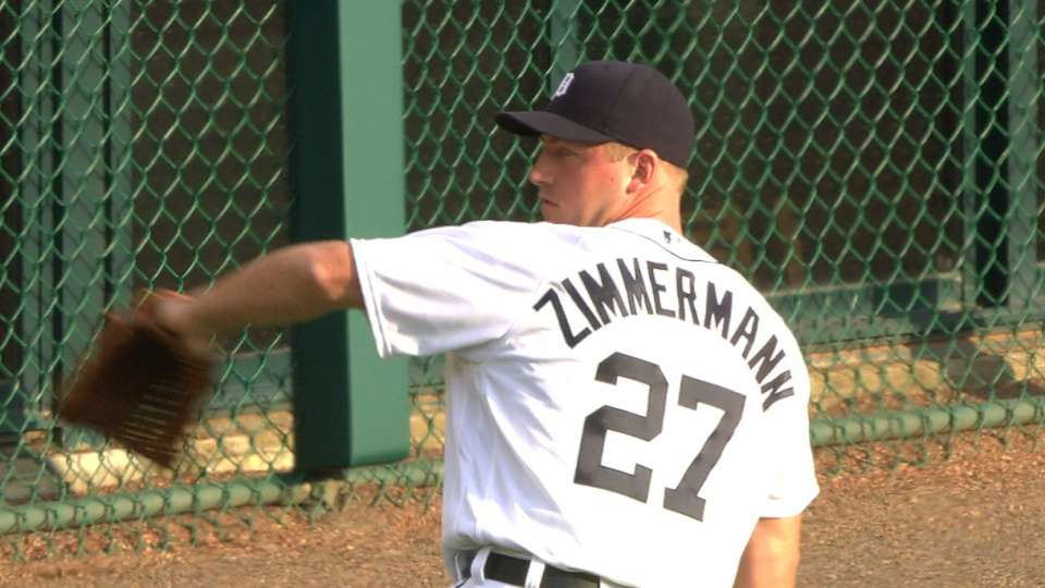 Zimmermann's outstanding outing