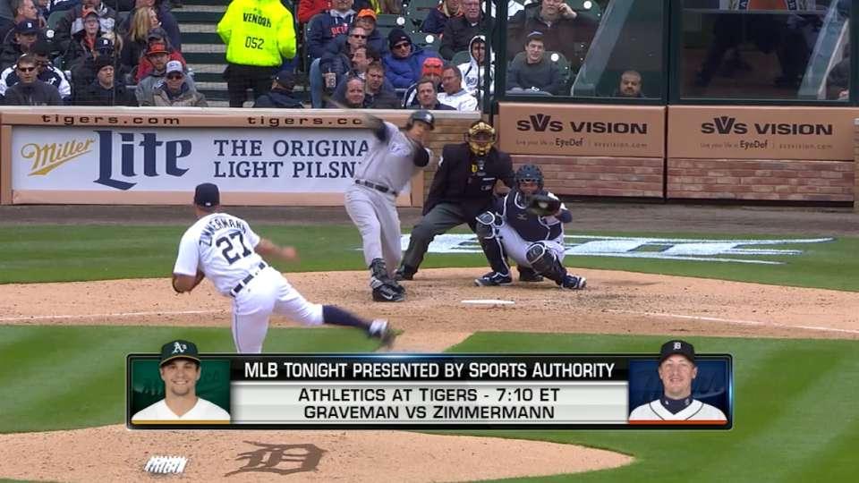 MLB Tonight: Jordan Zimmermann