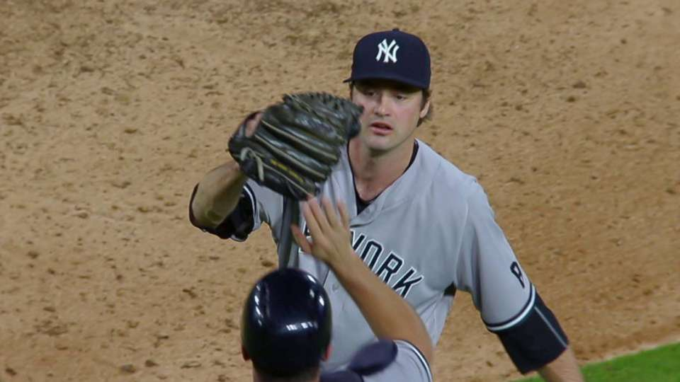 Miller notches the save