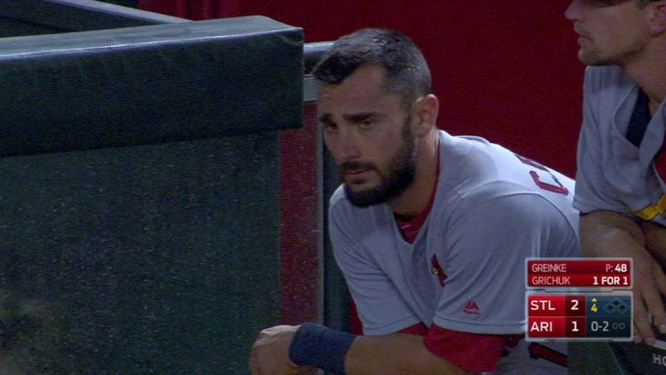 Cardinals' broadcast on Holliday