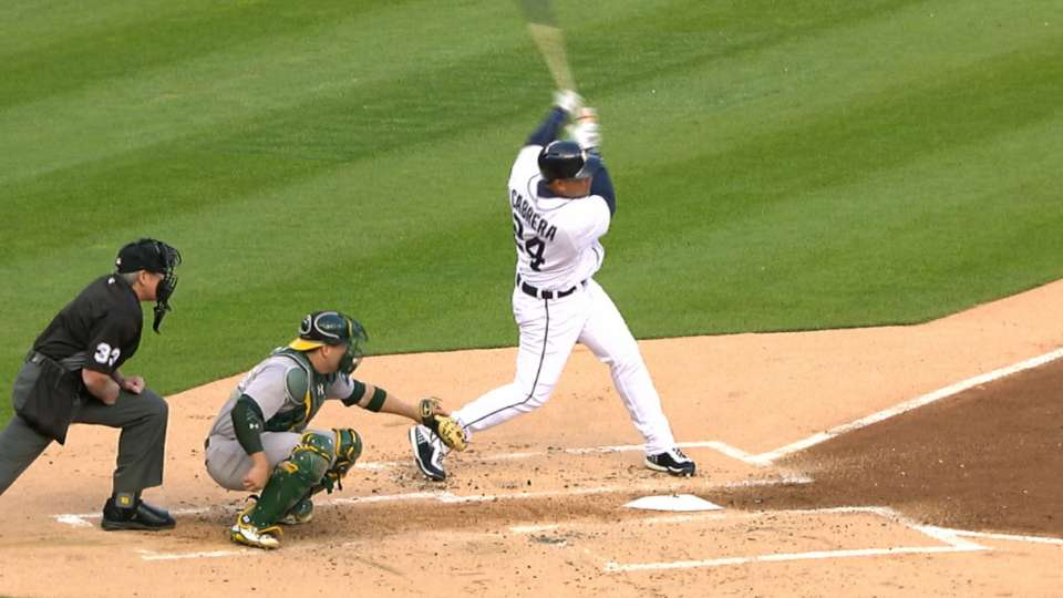 Miggy goes 4-for-4, homers twice