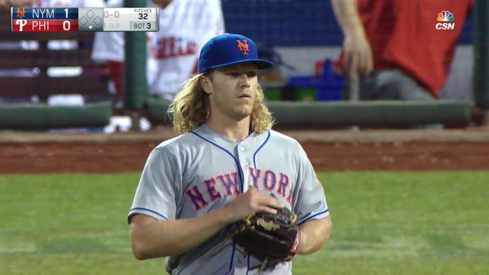 MLB Tonight: Noah Syndergaard