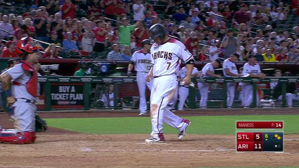 Owings' second RBI single