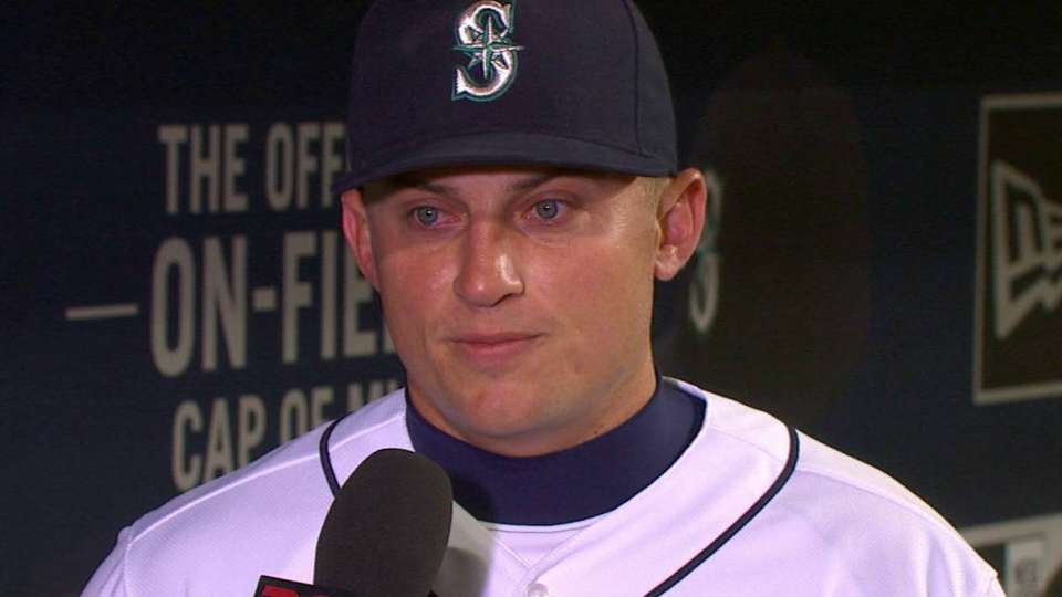 Seager on the Mariners' win