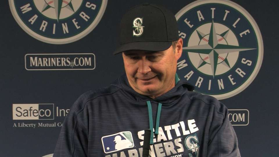 Servais on Walker's outing