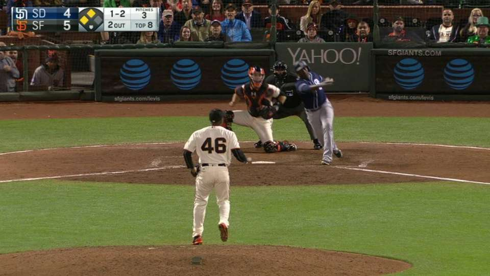 Casilla escapes trouble with a K