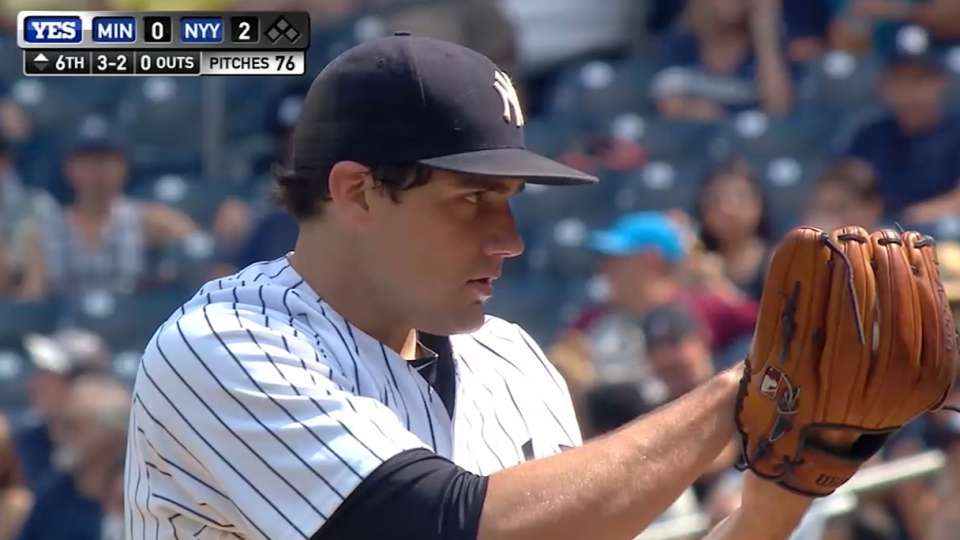 MLB Central on Eovaldi's outing