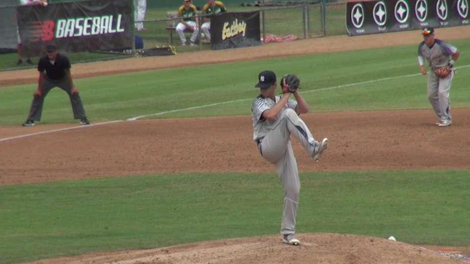 2016 Draft: Adam Laskey, LHP