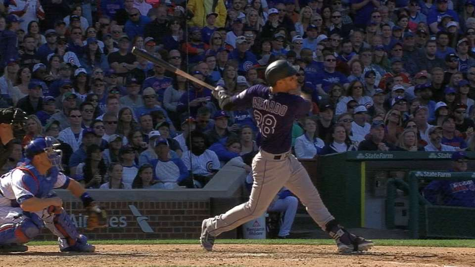 Watson on Arenado's dominance