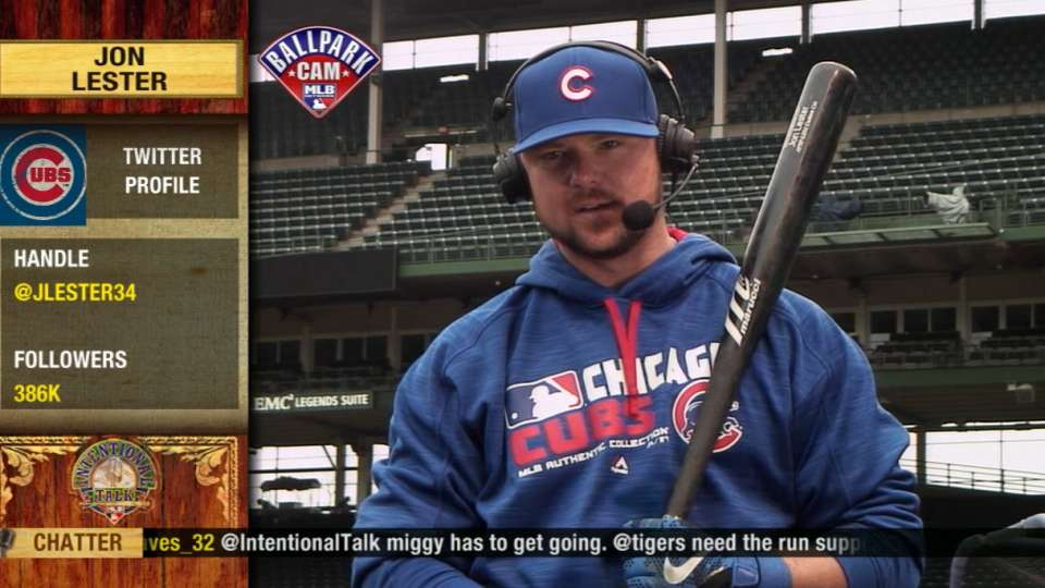 Lester on extra-base hit