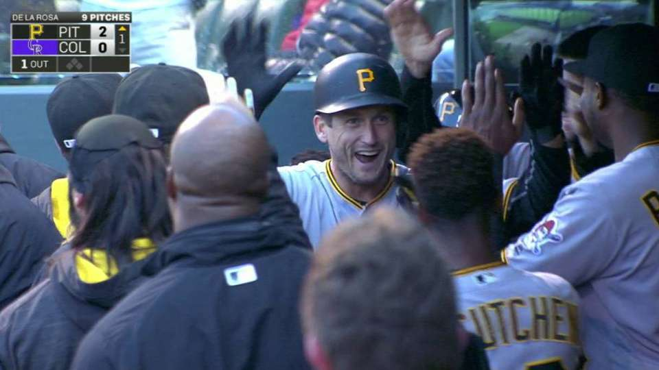 Freese's back-to-back shot