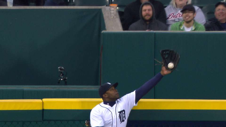 Must C: Upton brings one back