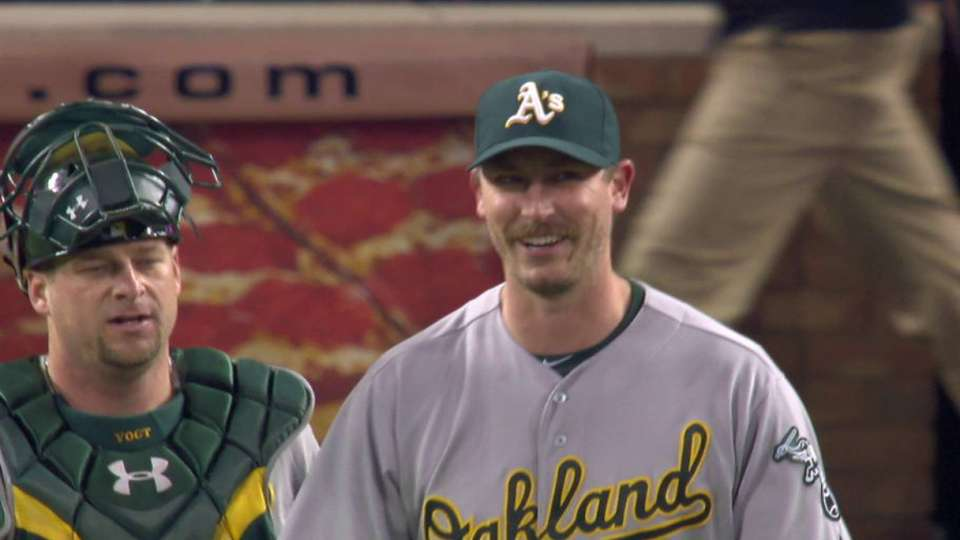 Axford ends the game